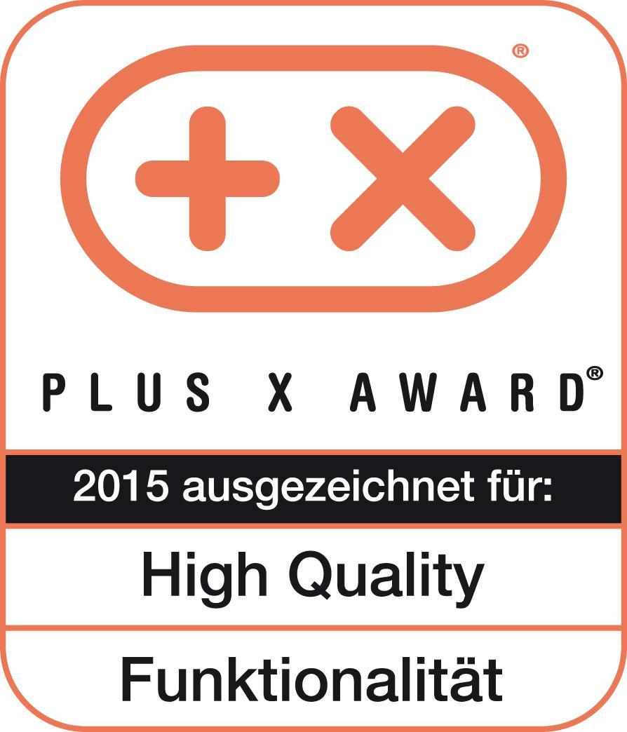 Ausgezeichnet Für Qualität Und Funktionalität ...